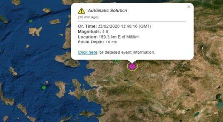 Σεισμός 4,5 Ρίχτερ στην Τουρκία