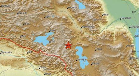 Σεισμός 5,8 Ρίχτερ στα σύνορα Τουρκίας