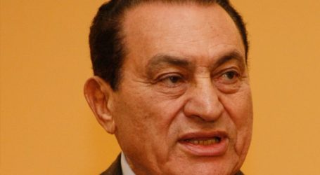 Στην εντατική ο έκπτωτος πρόεδρος Χόσνι Μουμπάρακ
