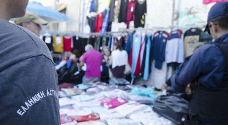 Επιχείρηση για την αντιμετώπιση του παρεμπορίου στο Σχιστό