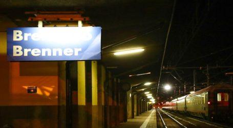 Αποκαταστάθηκε η κυκλοφορία των σιδηροδρομικών συρμών μεταξύ Ιταλίας και Αυστρίας