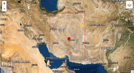 Σεισμός 4,6 Ρίχτερ στο κεντρικό Ιράν