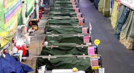 161 νέα κρούσματα και δύο νέοι θάνατοι στη Νότια Κορέα