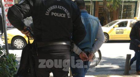 """Η ομάδα Ζ συνέλαβε επ' αυτοφώρω """"πορτοφολά"""" στο κέντρο της Αθήνας"""