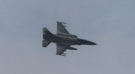Πτήση τουρκικών F-16 πάνω από το Αγαθονήσι
