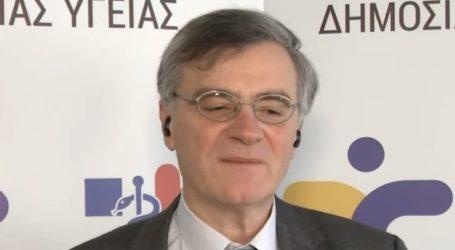 Ψυχραιμία λόγω κορωνοϊού συνέστησε ο εκπρόσωπος του υπουργείου Υγείας, καθηγητής Λοιμωξιολογίας, Σωτήρης Τσιόδρας