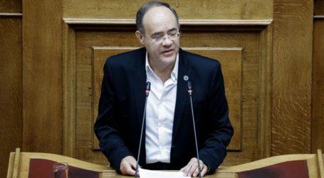 Επίθεση από τα ΜΑΤ εναντίον του στη Χίο καταγγέλλει βουλευτής ΣΥΡΙΖΑ