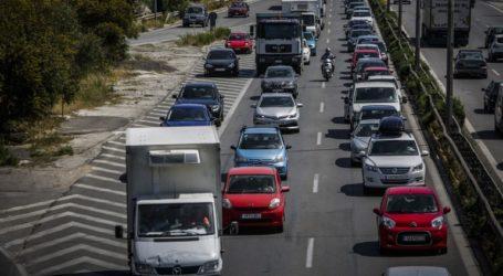 Απαγόρευση κυκλοφορίας φορτηγών άνω του 1,5 τόνου για το εορταστικό τριήμερο της Καθαράς Δευτέρας