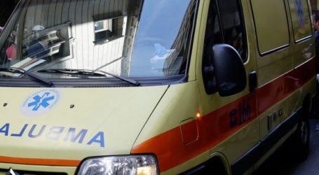 Ηράκλειο: Αυτοκίνητο έπεσε σε γκρεμό