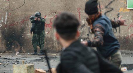 Οι δυνάμεις ασφαλείας σκότωσαν έναν διαδηλωτή στη Βαγδάτη