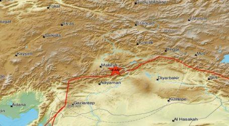 Σεισμική δόνηση 5,1R στην ανατολική Τουρκία