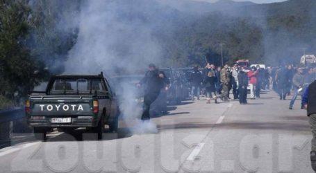 Οι κάτοικοι στη Λέσβο αντιδρούν στις δομές με γενική απεργία