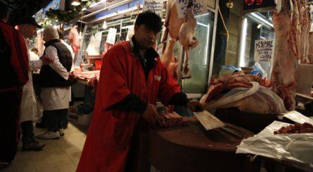 Αγορανομικοί έλεγχοι στη Βαρβάκειο Αγορά από την Περιφέρεια Αττικής