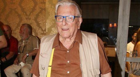 Το ΚΚΕ αποχαιρετά «το μεγάλο ηθοποιό Κώστα Βουτσά»