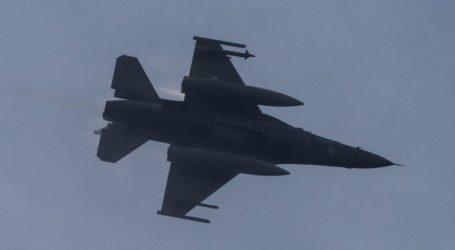 Υπερτήσεις τουρκικών F-16 πάνω από το Φαρμακονήσι για τρίτη συνεχή ημέρα