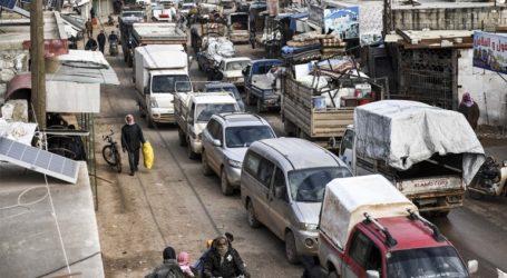 Ένα εκατομμύριο οι εκτοπισμένοι από το Ιντλίμπ
