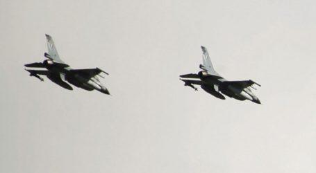 Δεύτερη πτήση τουρκικών F-16 πάνω από τη Ρω