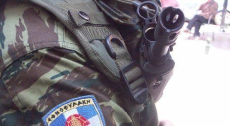 Εθνοφρουροί στη Χίο θέλησαν να παραδώσουν τα όπλα τους στην Ταξιαρχία