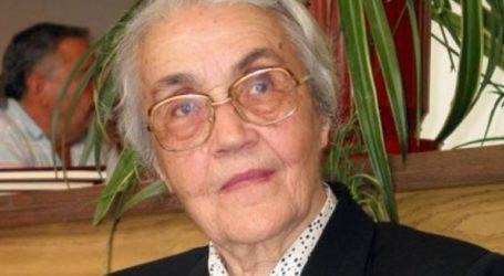Πέθανε σε ηλικία 99 ετών η Νεζμιγιέ Χότζα, χήρα του Αλβανού δικτάτορα