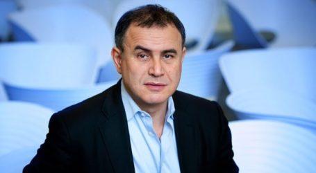 Προειδοποιεί για τις επιπτώσεις του κορωνοϊού στην οικονομία ο Roubini