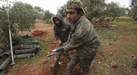 Οι τουρκικές δυνάμεις στοχεύουν τα ρωσικά μαχητικά αεροσκάφη στο Ιντλίμπ