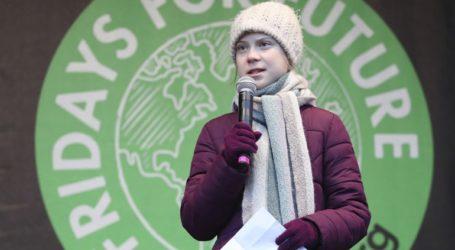 Η Γκρέτα Τούνμπεργκ θα μετάσχει σε συνεδρίαση της Ευρωπαϊκής Επιτροπής για το κλίμα