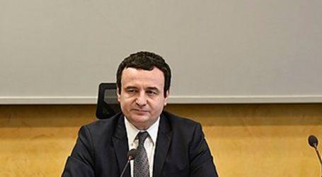 Το Κόσοβο θα άρει του δασμούς για τα σερβικά εμπορεύματα στις 15 Μαρτίου
