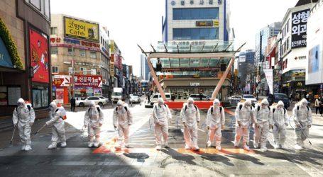 Ξεπέρασαν τα 2.000 τα κρούσματα στη Νότια Κορέα