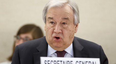 Έκκληση Γκουτιέρες για άμεση κατάπαυση του πυρός στην Ιντλίμπ