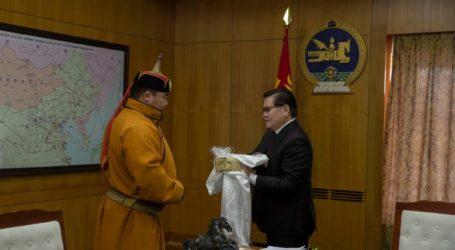 Σε καραντίνα ο πρόεδρος της Μογγολίας μετά την επιστροφή του από την Κίνα