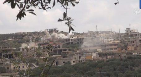 Ανησυχεί το Βερολίνο για τη στρατιωτική κλιμάκωση στη Συρία