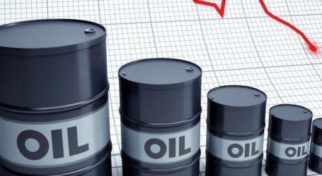Η τιμή του πετρελαίου υποχωρεί σχεδόν κατά 6%, στα 44,26 δολάρια το βαρέλι