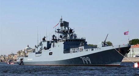 Οι ρωσικές φρεγάτες «Grigorovich» και «Makarov» κατευθύνονται στη Συρία