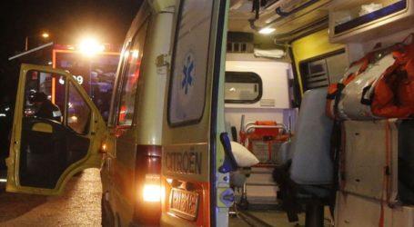 Τροχαίο δυστύχημα με δύο νεκρούς στην εθνική οδό Πατρών
