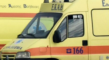 Πεζός παρασύρθηκε από όχημα στη Θεσσαλονίκη