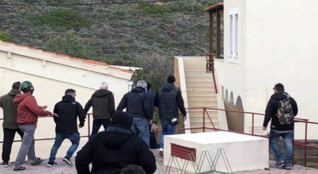 Συλλήψεις για τις επιθέσεις εναντίον των ΜΑΤ σε Χίο και Λέσβο