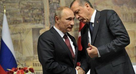 Συνάντηση Πούτιν – Ερντογάν στη Μόσχα την επόμενη εβδομάδα
