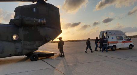 Αεροδιακομιδή από τη Σκόπελο στον Βόλο – «Συναγερμός» για κρούσμα μηνιγγίτιδας