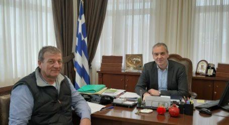 Δήμος Ελασσόνας: Ο κ. Κίμων Τσούρης νέος Αντιδήμαρχος Άρδευσης και Αρδευτικών Δικτύων