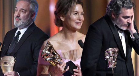 Bafta 2020: Joaquin Phoenix και Renée Zellweger οι μεγάλοι νικητές!