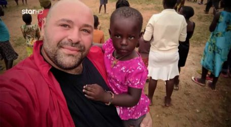 MasterChef: Ο Ιεραπόστολος που μαγειρεύει για παιδιά στην Αφρική