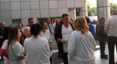 «Εμφύλιος» και στο Νοσοκομείο Βόλου – Δριμύ κατηγορώ στην αντιπρόεδρο του Συλλόγου Εργαζομένων