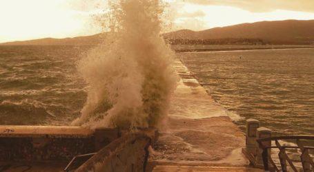 Ισχυροί άνεμοι αύριο στη Μαγνησία