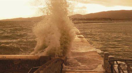 Λιμεναρχείο Βόλου: Άνεμοι έως 6 μποφόρ από το απόγευμα