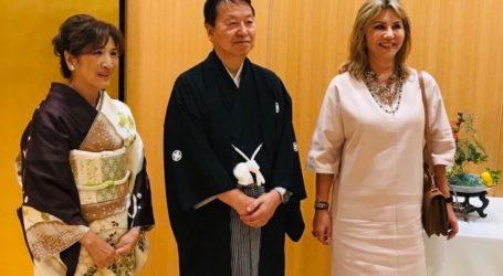 Τα γενέθλια του Αυτοκράτορα της Ιαπωνίας γιόρτασε η Ζέττα [εικόνες]