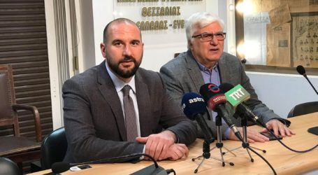 Τζανακόπουλος στο TheNewspaper.gr: Η επίθεση του Ρουβίκωνα στον Πορτοσάλτε δεν εκφράζει τον χώρο μας