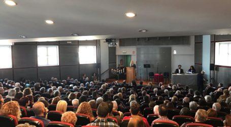 Ημέρα μνήμης Ολοκαυτώματος στον Βόλο: Συγκίνηση και περισυλλογή [εικόνες]