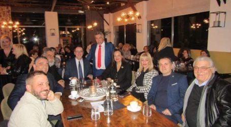 Έκοψε την πίτα του ο Πολιτιστικός Σύλλογος Κριθαριάς [εικόνες]
