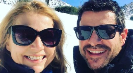 """Κάτι """"μαγειρεύουν"""" Αθήνα Κρικέλη και Αλέξης Γεωργούλης – Τι κρύβει η συνάντηση τους στη Σπηλιά Κισσάβου; (φωτο – βίντεο)"""