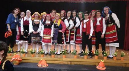 Εντυπωσίασαν τα χορευτικά του Συλλόγου Θρακών Μαγνησίας [εικόνες]